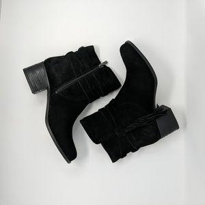Koolaburra UGG black suede bootie